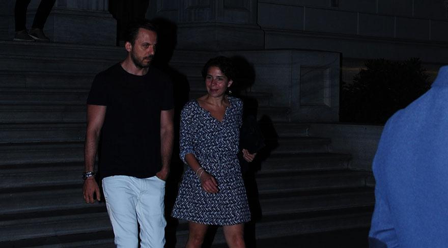 Serkan Altunorak'ın yeni kız arkadaşı