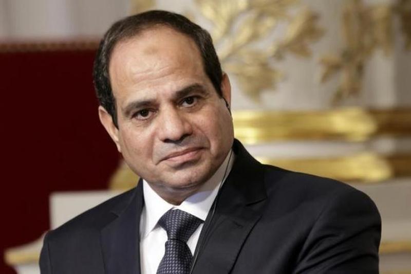 FOTO:Reuters- 2013 Haziranı'nda darbeyle iş başına gelen Sisi yönetimi ile Türkiye'nin ilişkileri bitme noktasına gelmişti.