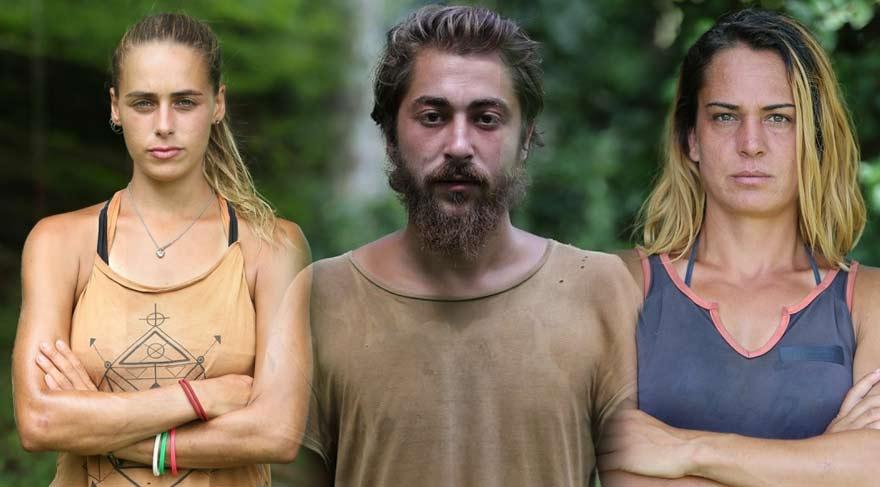 Survivor'da kim elendi? (27 Haziran) Survivor yarı finalist kim oldu?