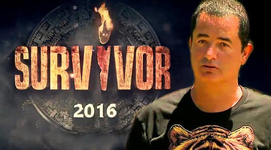 Survivor 2016 canlı izle: TV8 canlı izle