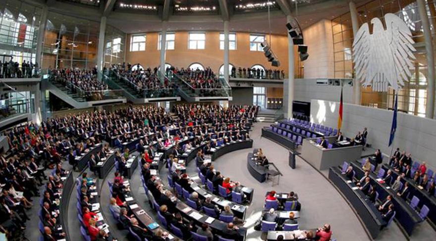 1915 Olayları'nı 'Ermeni Soykırımı' olarak niteleyen tasarı Alman Parlamentosu'ndan geçti