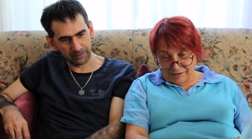 Otizmli bir çocuk annesinin çığlığı: Oğlumla bizi ayırmayın!