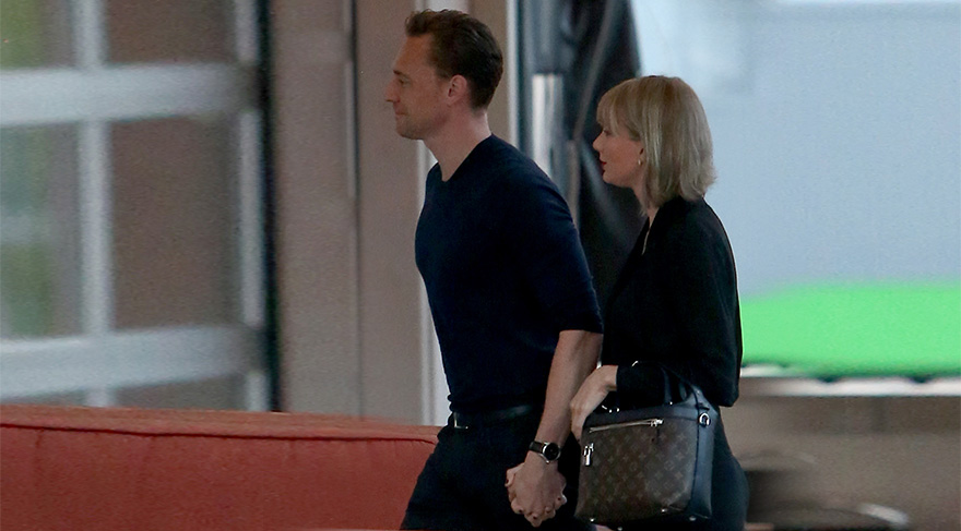Tom Hiddleston ve Taylor Swift aşkı son sürat devam ediyor