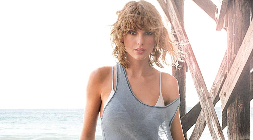 Taylor Swift aşkı Tom'da buldu