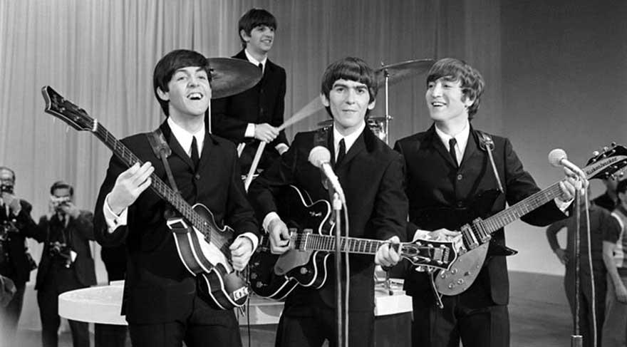 The Beatles belgeselinden ilk fragman geldi