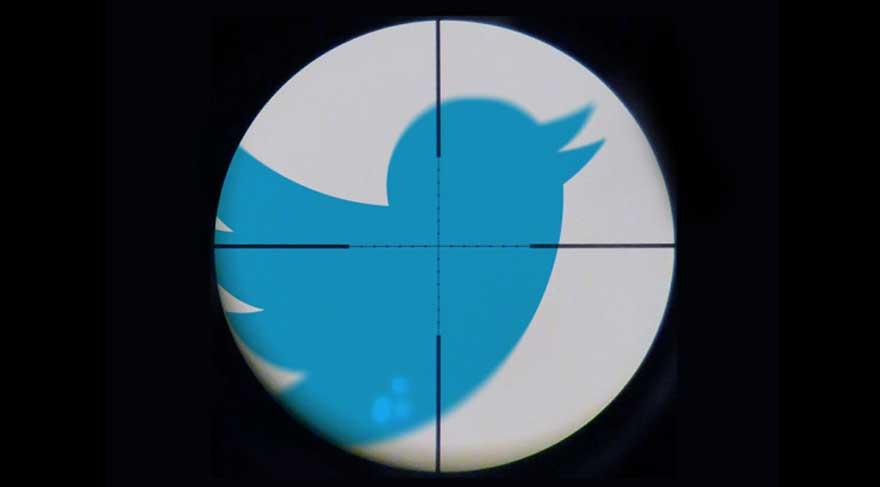 Twitter'da taciz içeren hesaplar yeni güncellemeyle yandı!