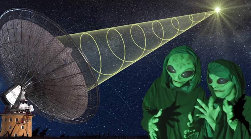 Yeni matematiksel hesaplamalara göre uzaylılarla 1500 yıl içinde temasa geçilecek