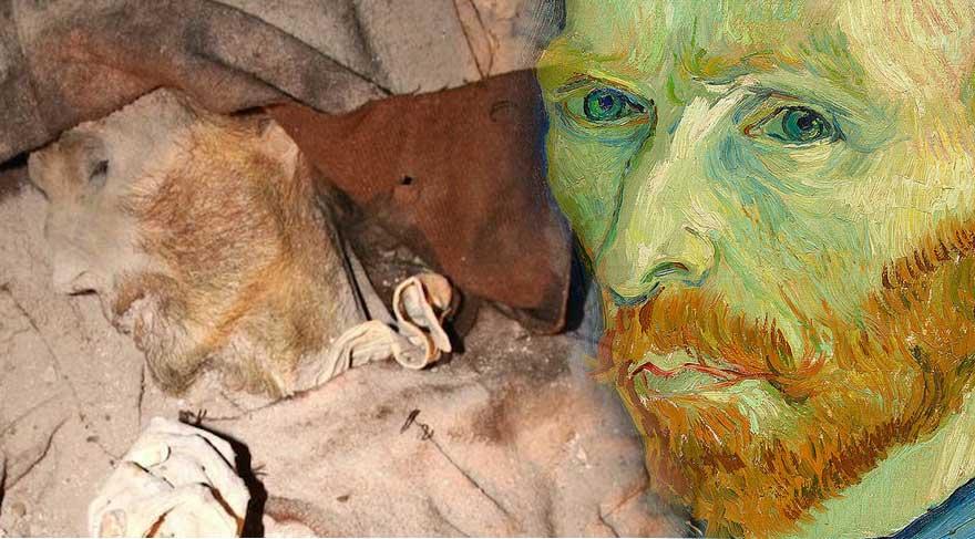 İspanya'da Van Gogh'a benzeyen mumya bulundu
