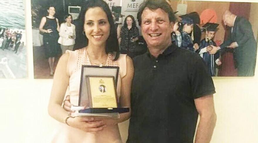 Zehra Çilingiroğlu mezun oldu