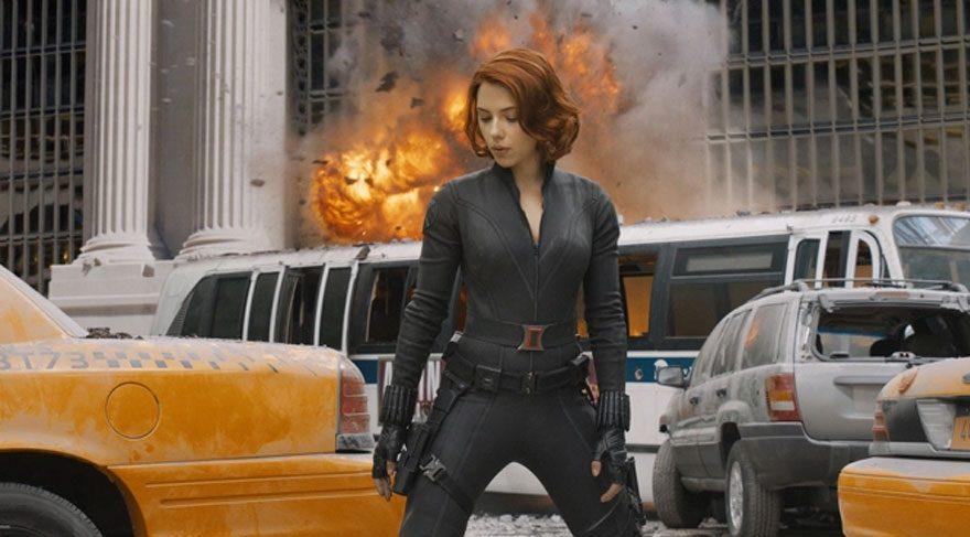 """Scarlett Johansson, en sevdiği rolünün """"Black Widow"""" olduğunu açıkladı"""