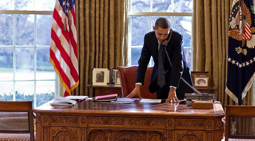 Başkan Obama dışarıdan çok güçlü görünse de aslında eli kolu bağlı bir lider.