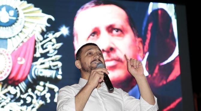 Nevşehir'de 'Demokrasi Nöbeti'ne devam