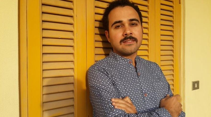 Mısırlı yazar Ahmed Naji'ye 2 yıl hapis cezası