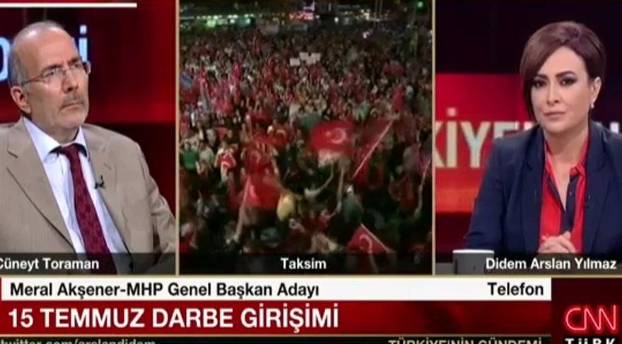Meral Akşener hakkındaki iddialara sert tepki gösterdi.