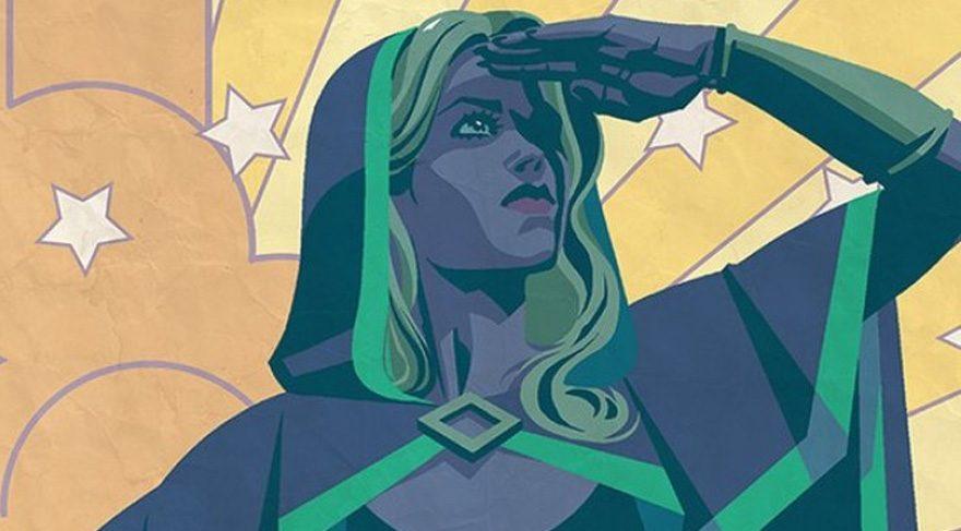 Dünyanın İlk trans çizgi roman karakteri: Chalice