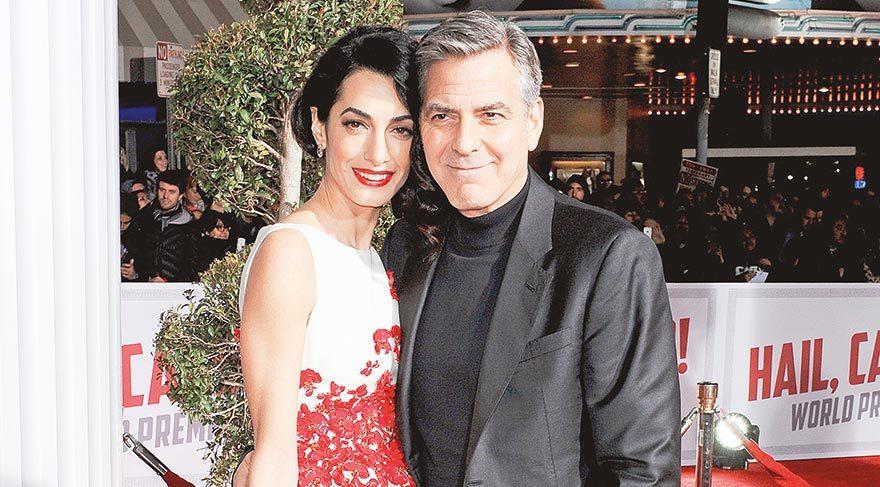 George Clooney'in komşuları nihayet rahat etti