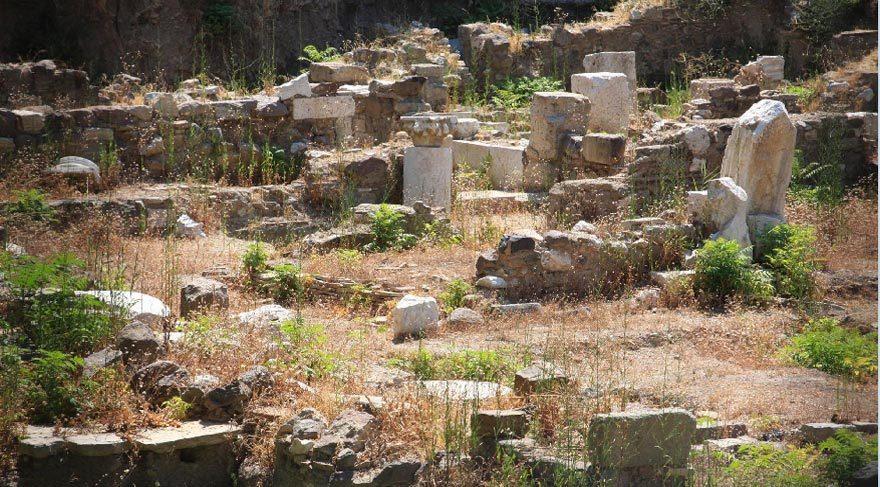 Arkeopark unutuldu