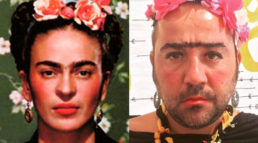 Ata Demirer Frida Kahlo olursa…