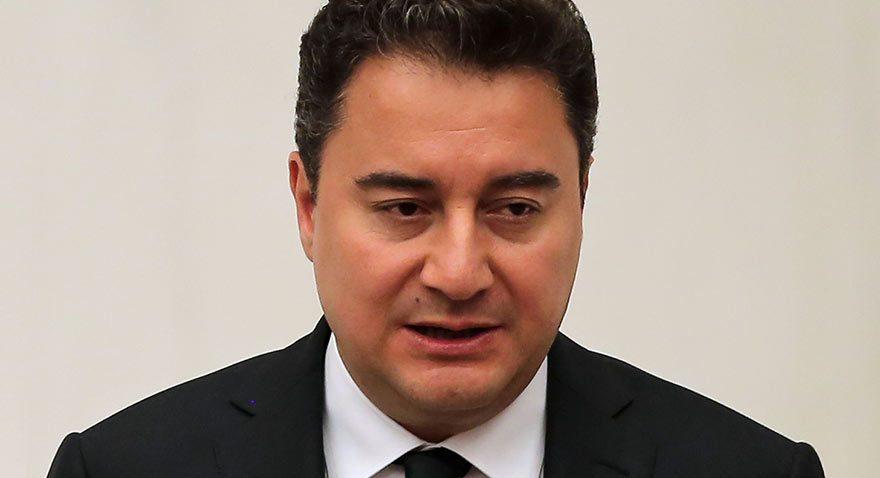 Ali Babacan'dan piyasa açıklamaları