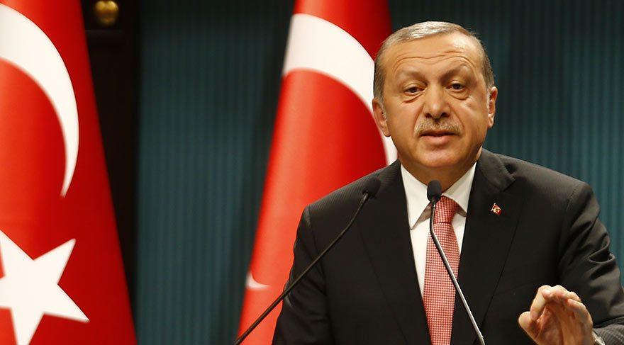 """Cumhurbaşkanı Erdoğan - """"Karabağ'da kazanılan zafer, Azerbaycan'a anasının ak sütü gibi helaldır"""""""
