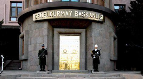 TSK'dan 149 general ve amiral kovuldu