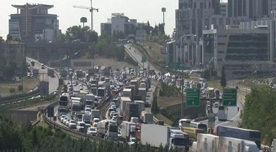 Bayram trafiği başladı mı? Köprüler ve otoyollar ücretsiz mi?