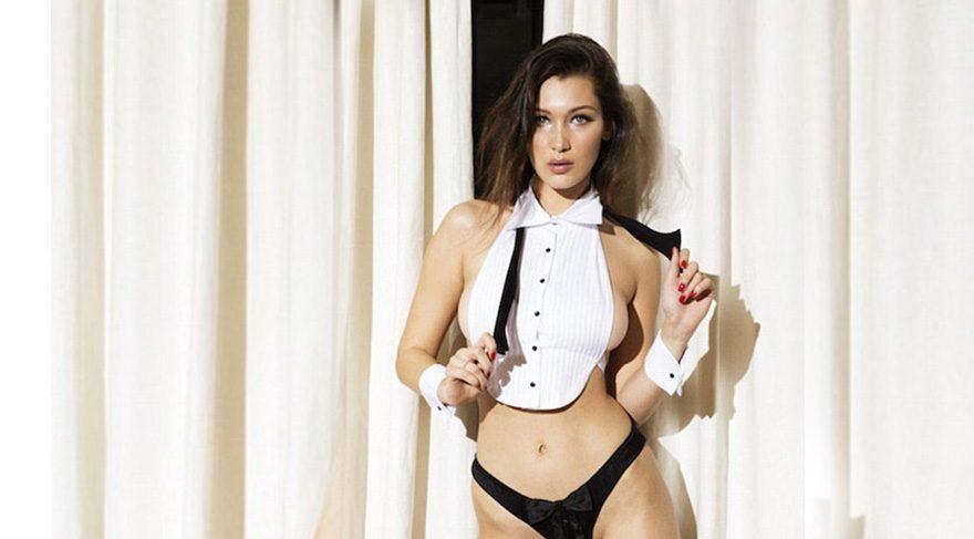 Bella Hadid dünyanın en iyi 50 modelinden biri oldu