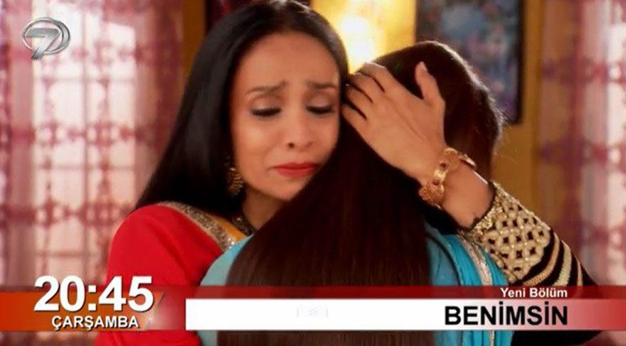Benimsin 53. yeni bölüm izle (13 Temmuz) Suraiyya Aaliya'dan özür diliyor.