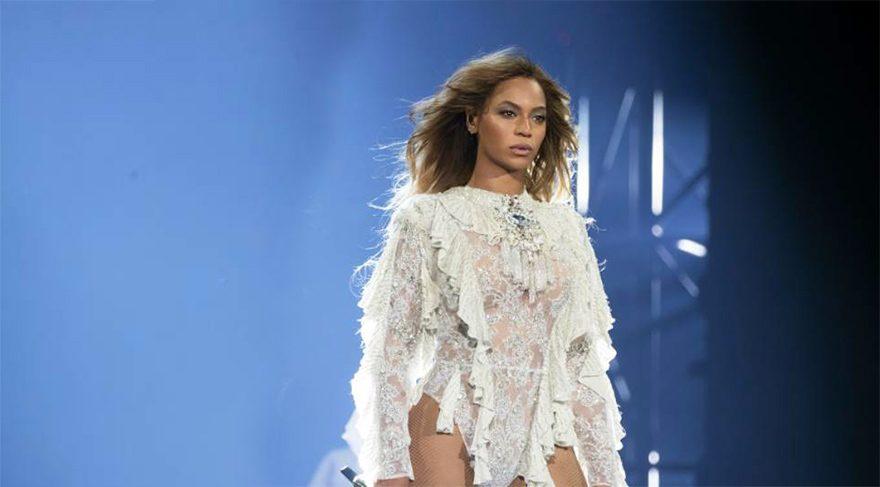 Beyonce'den Türkiye'ye destek