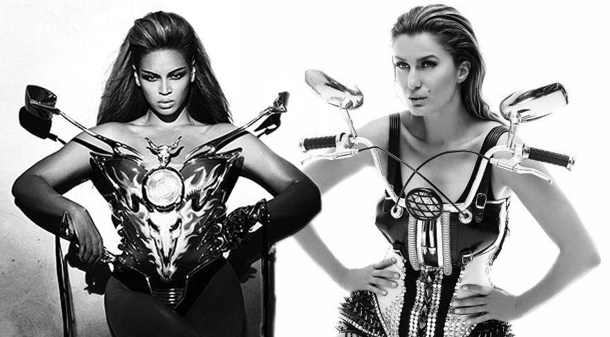 Tuğba Özay, Beyonce'den ilham aldı