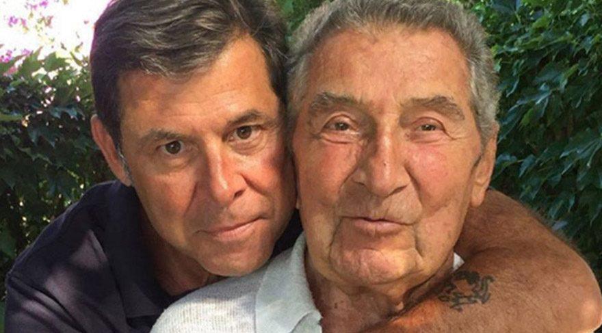 Cem Boyner'in babası Osman Boyner 90 yaşında!