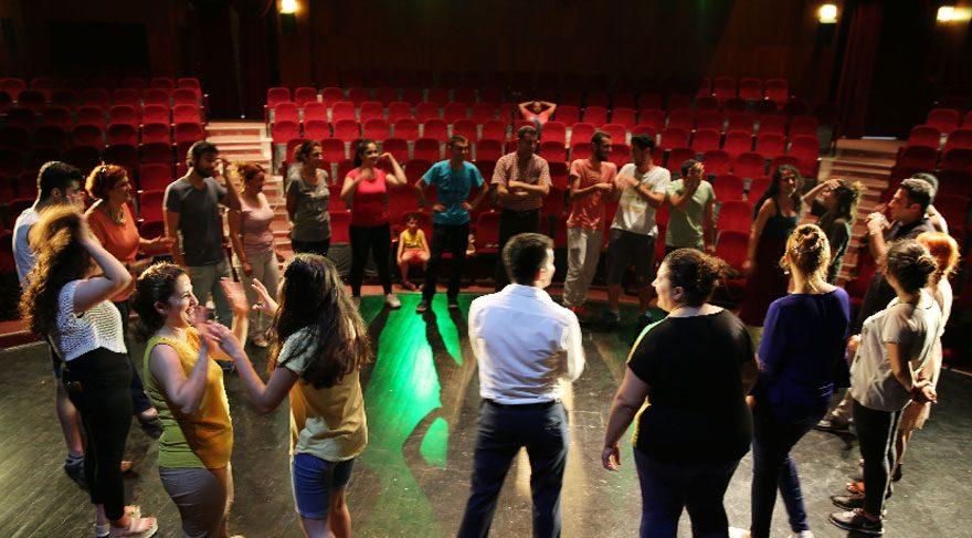 Doğaçlama Tiyatro seyirciyle buluşuyor