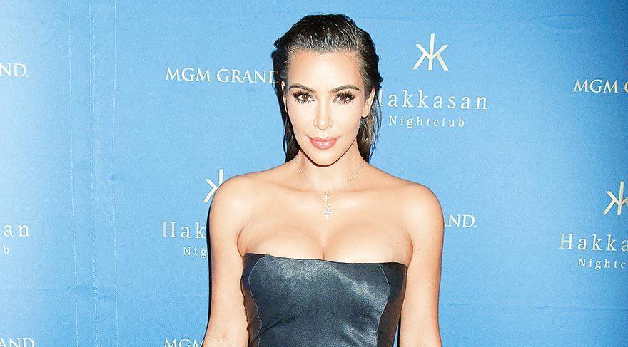 Kim Kardashian 8 ayda 32 kilo verdi