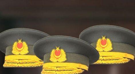 TSK'daki general ve amirallerin 3'te biri tutuklandı