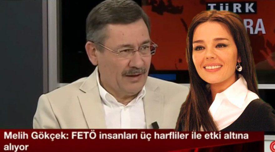 Ayçe Abana'dan Melih Gökçek'e sirke önerisi