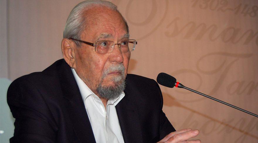 Halil İnalcık Ankara'da hayatını kaybetti