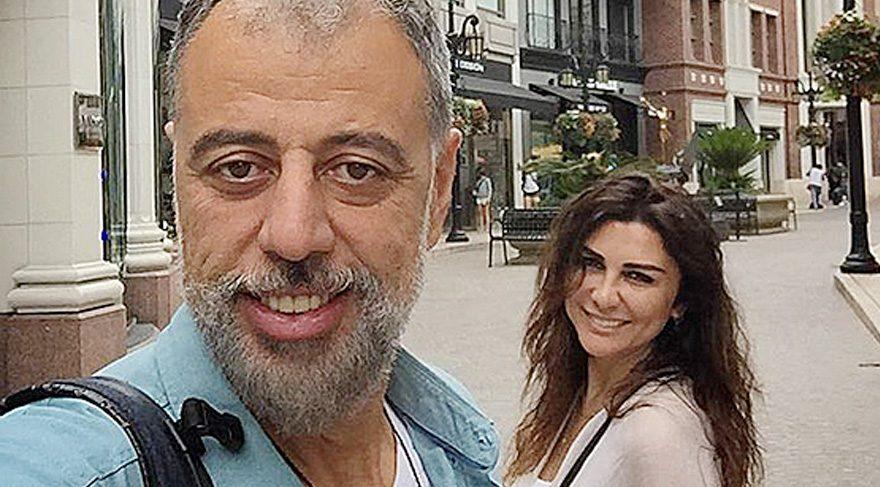 Hamdi Alkan ve eşi Selen Görgüzel Alkan Amerika seyahatlerini sürdürüyor