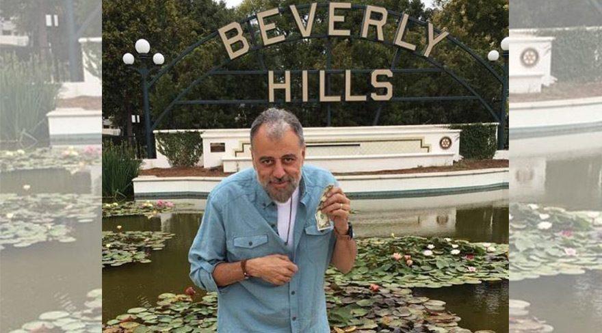 Hamdi Alkan Los Angeles'ta
