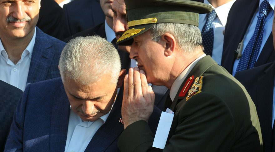 Hulusi Akar'ı Gülen'le görüştürmek isteyen Tuğgeneral Partigöç'müş!