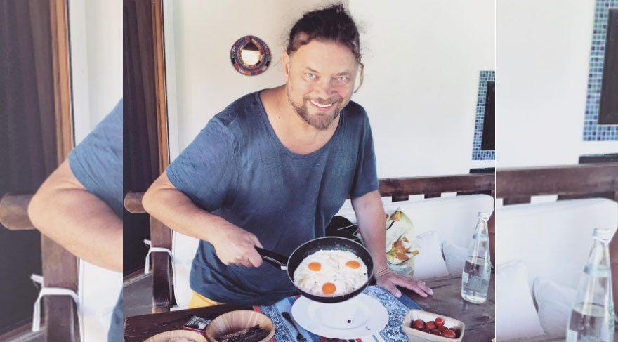 İskender Paydaş'ın şahane omleti