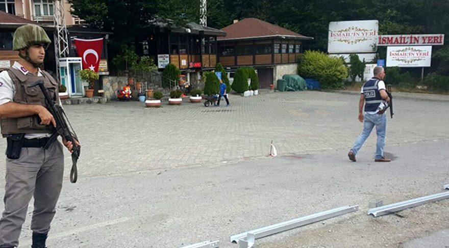 Bolu Dağı'ndaki ünlü lokanta İsmail'in Yeri FETÖ'cü olduğu gerekçesiyle kapatıldı