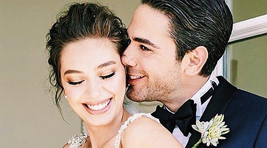 Kadir Doğulu ve Neslihan Atagül düğün öncesi objektif karşısına çıktı