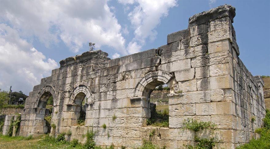 Konuralp Antik Kentinde çalışmalar başladı