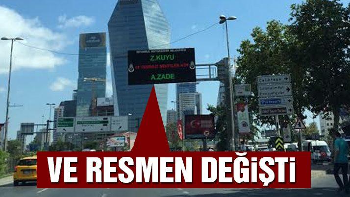 '15 Temmuz Şehitler Köprüsü' trafikteki yerini aldı