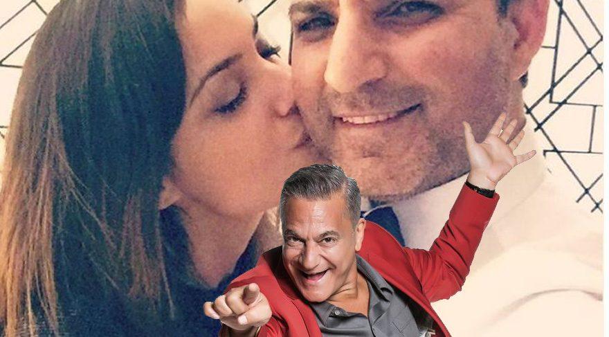 Ceren El Roman ve Mehmet Ali Erbil aşk yaşıyor