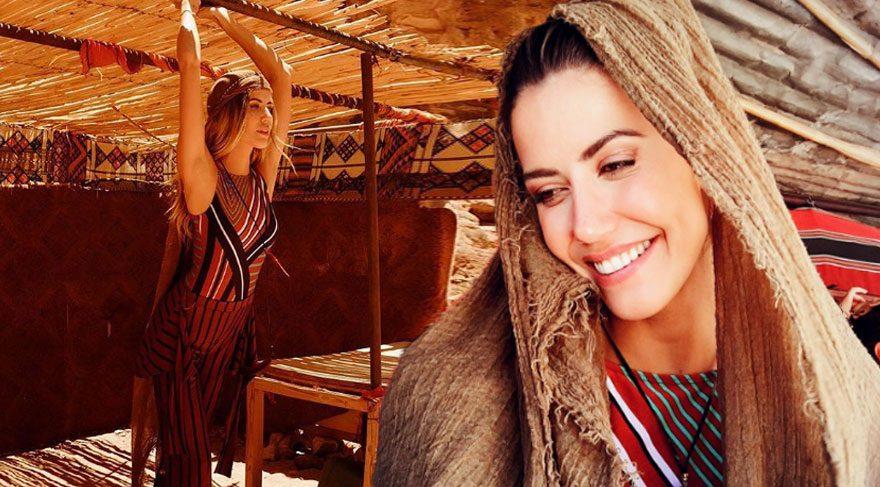 Martha Graeff'in Ürdün tatili