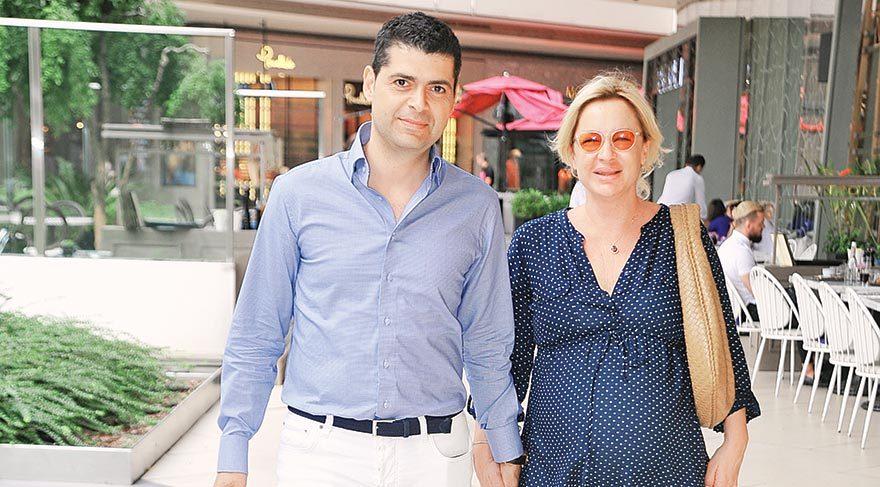 Mehmet Kırklar ve Ceyla Aysal Kırklar'ın ilk meyvesi