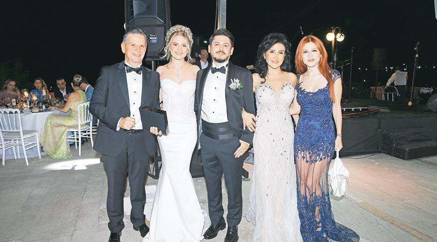 Prof. Dr. Sami Katırcıoğlu, Dilara Geridönmez, Sedat Katırcıoğlu, Melda Katırcıoğlu, Naz Katırcıoğlu