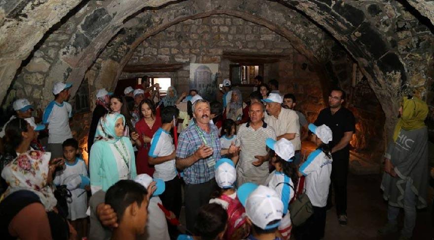 6 bin yıllık Mimarsinan Müzesi misafirlerini bekliyor