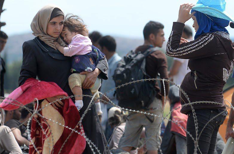 FOTO:DHA- Türkiye'de 3 buçuk milyondan fazla Suriyelinin olduğu tahmin ediliyor.